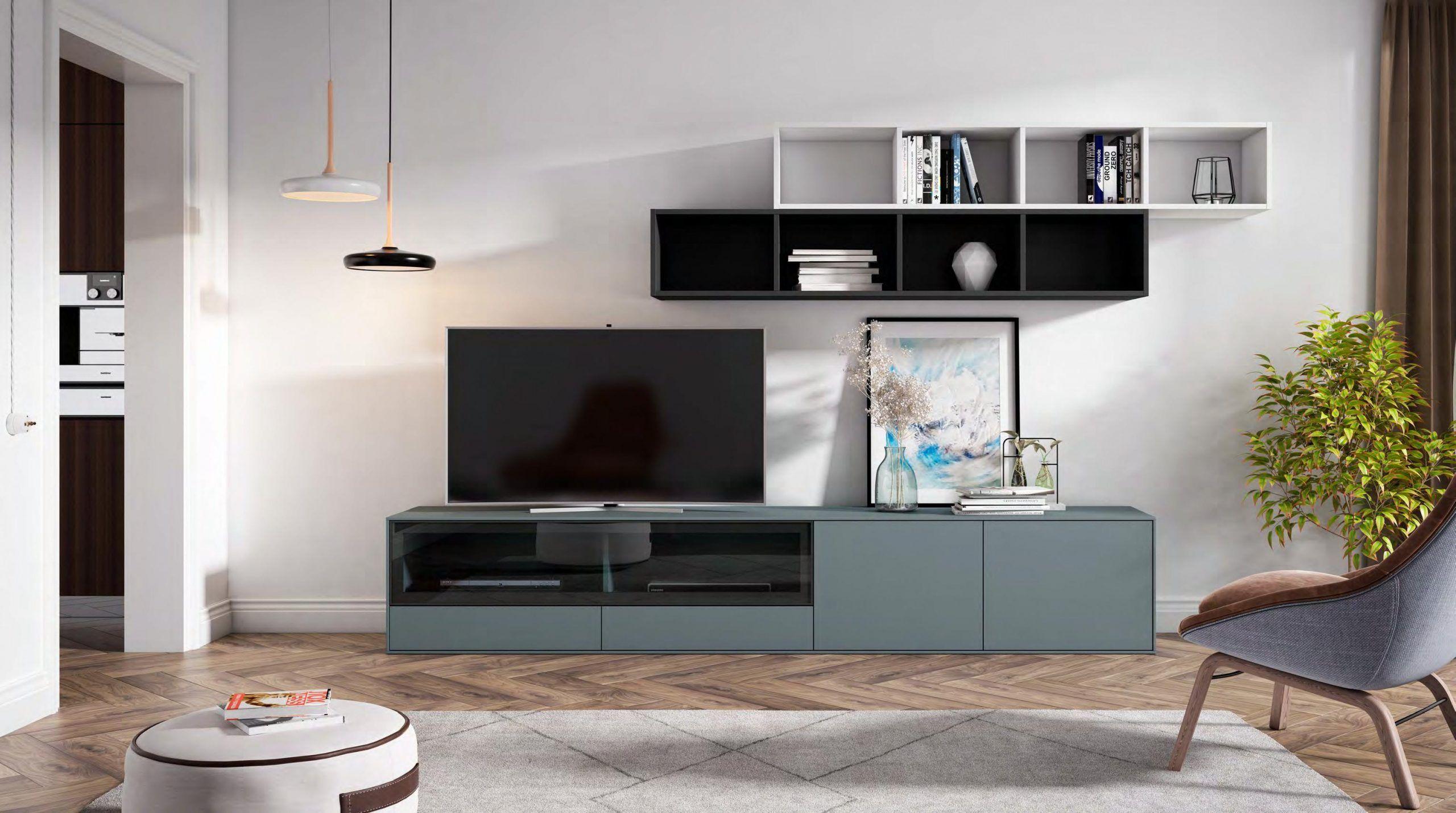 Aprende a decorar un salón moderno minimalista en 5 pasos